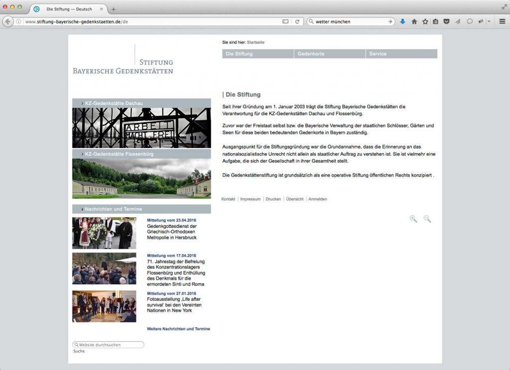 www.stiftung-bayerische-gedenkstaetten.de