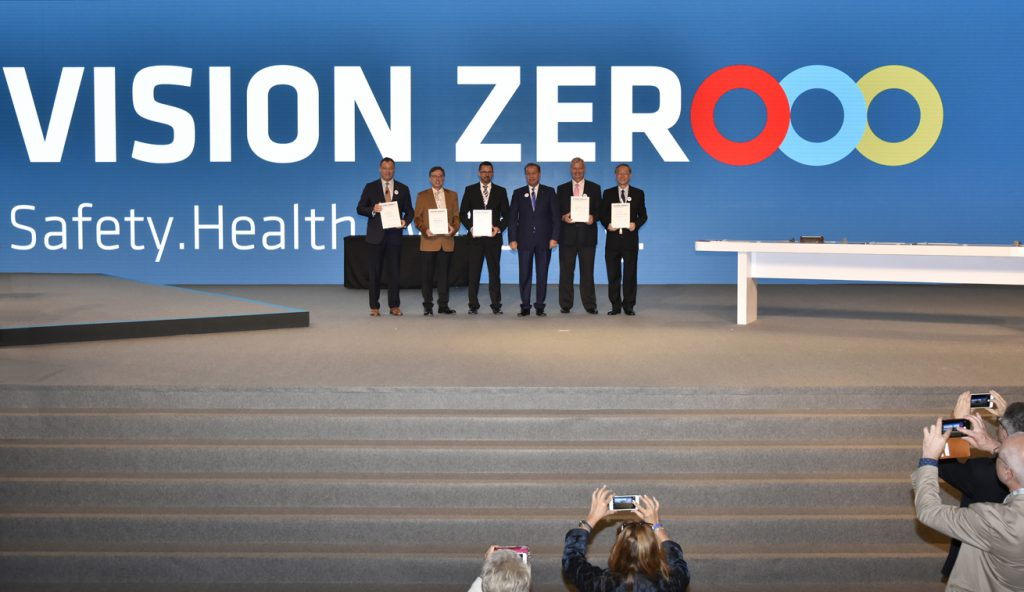 The Vision Zero campaign aims to engage companies worldwide to systematically cut down on occupational accidents and diseases by investing in a healthy and motivated workforce. Vision Zero Certificates for individuals and enterprises.